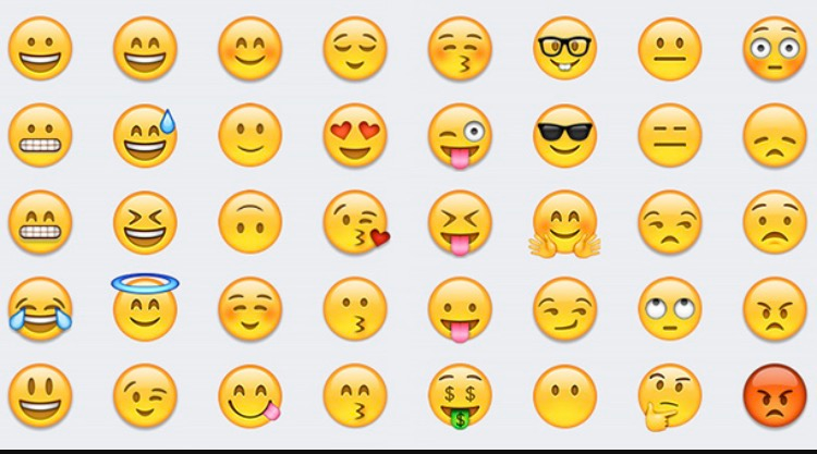 What emoji are you? (5)