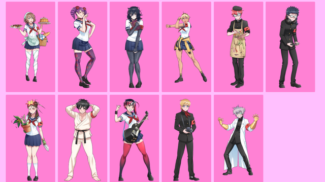 Which yandere simulator club leader are you ?