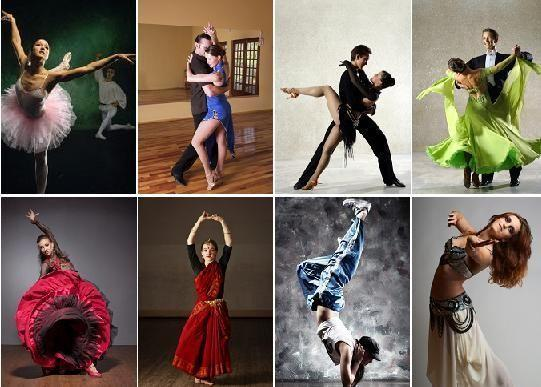 what style of dance are you?