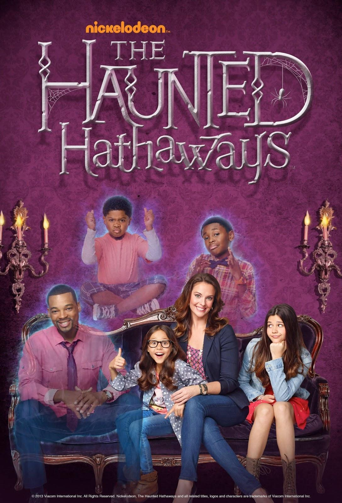 Which Character are you from The Haunted Hathaway