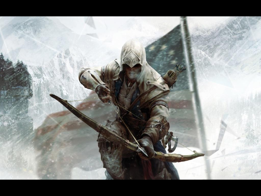 Assassin's Creed III Test of awesomeness (Assassins only)