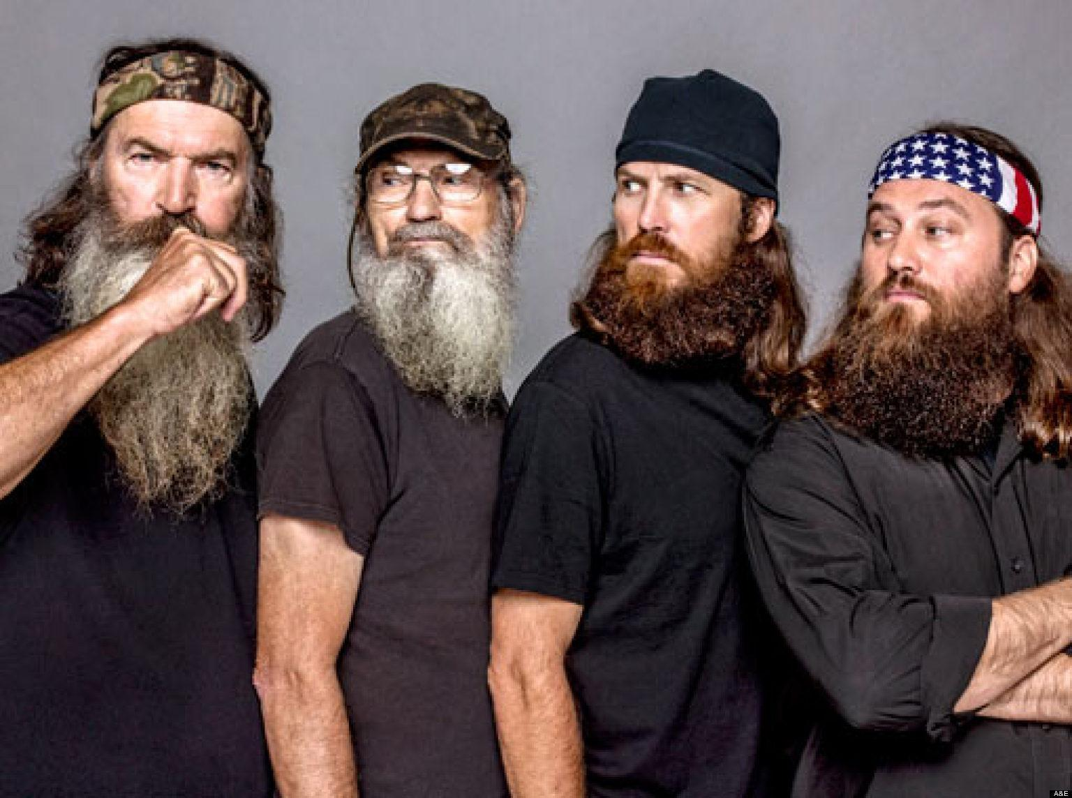 which duck dynasty character are you?