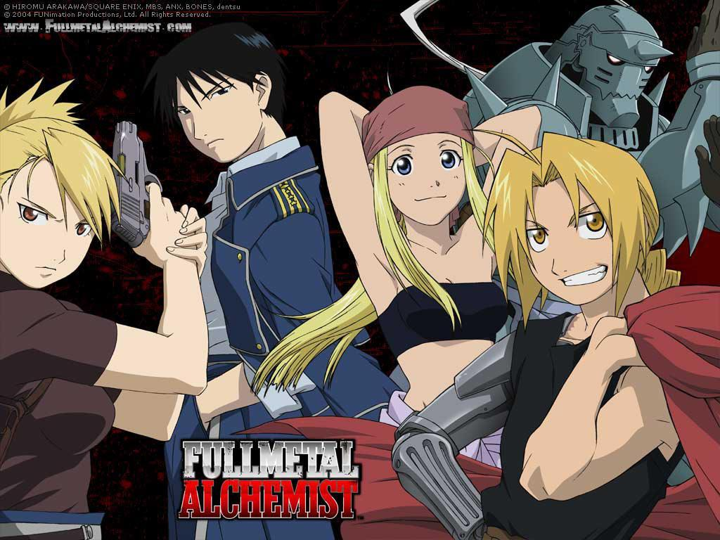 Which Fullmetal Alchemist charecter are you?