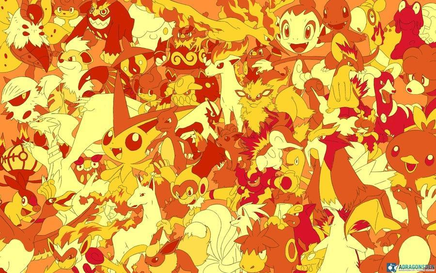 Name That Fire Pokemon