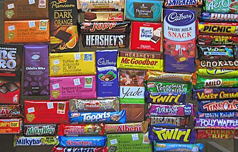 What type of candy bar are you? (1)