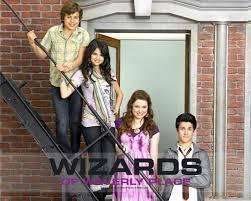 who are you from wizards of waverly place ?