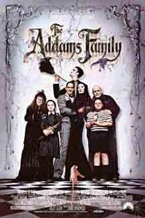 Which character from the movie 'The Addams Family' are you?