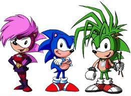 Which Sonic Underground Character would be your Best Friend? p1