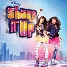 What Shake It Up character are you?