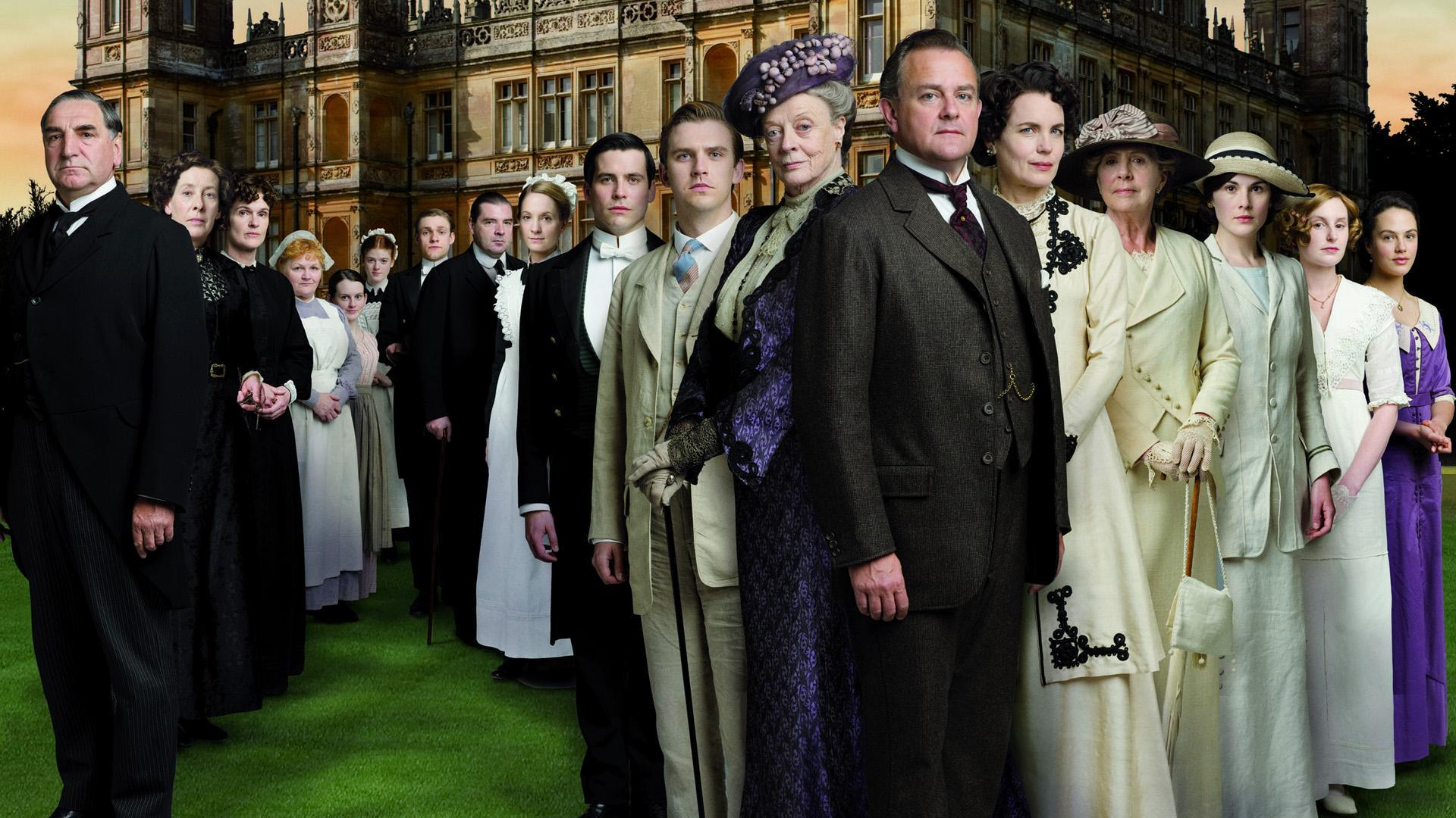 Downton Abbey Personality Quiz: Who Are You?