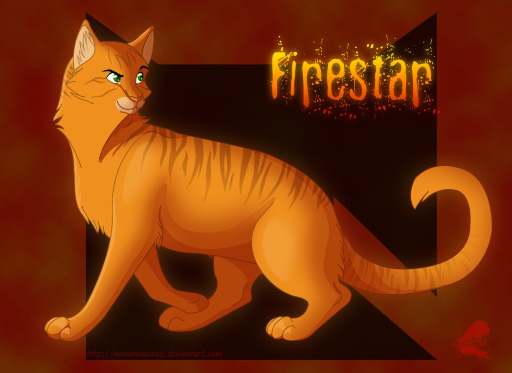 Do you know Fireheart/Firestar
