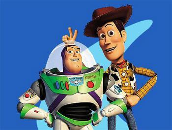ARE YOU WOODY OR BUZZ LIGHT YEAR?