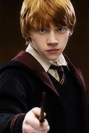 harry potter - Ron weasley - Rupert grint