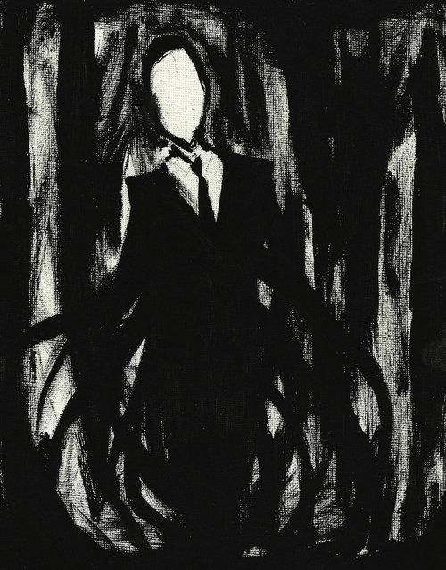 Could You Escape Slender Man?