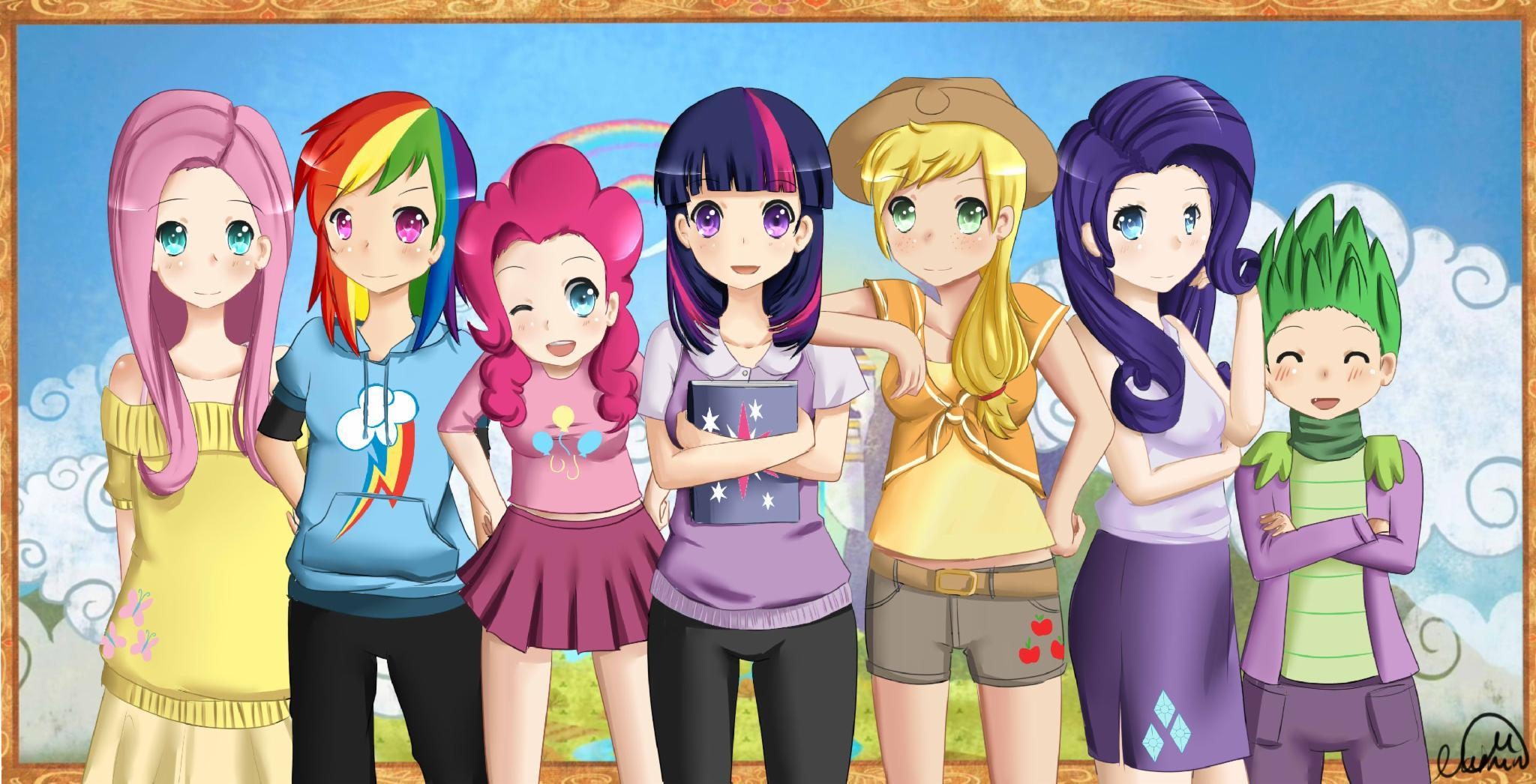 Who Are You Like From My Little Pony