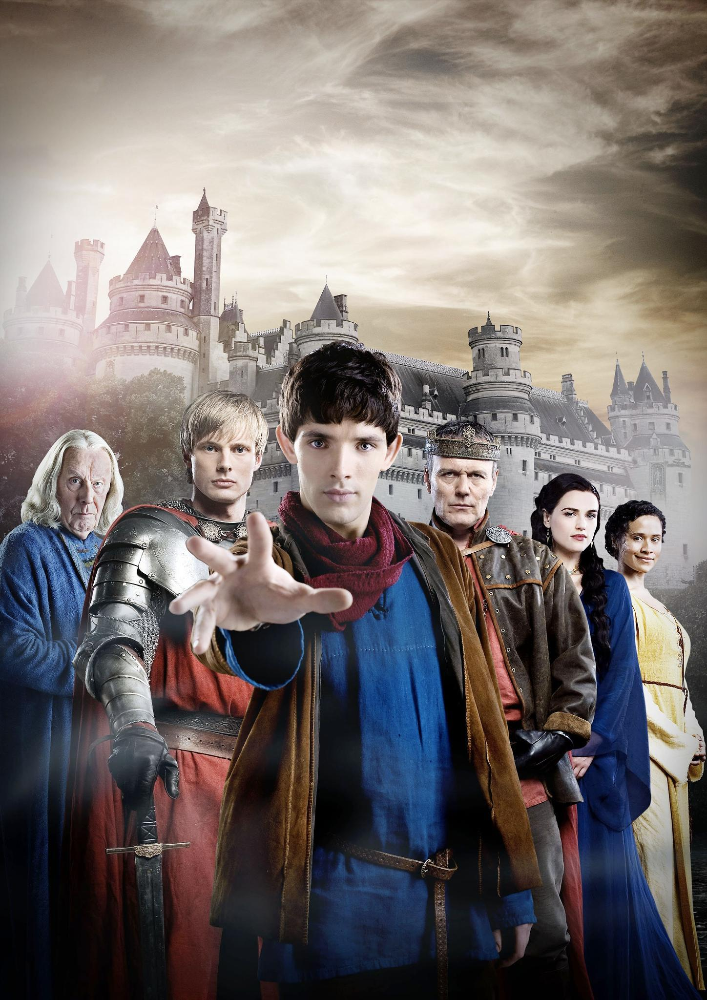 What Merlin Character Are You Like?