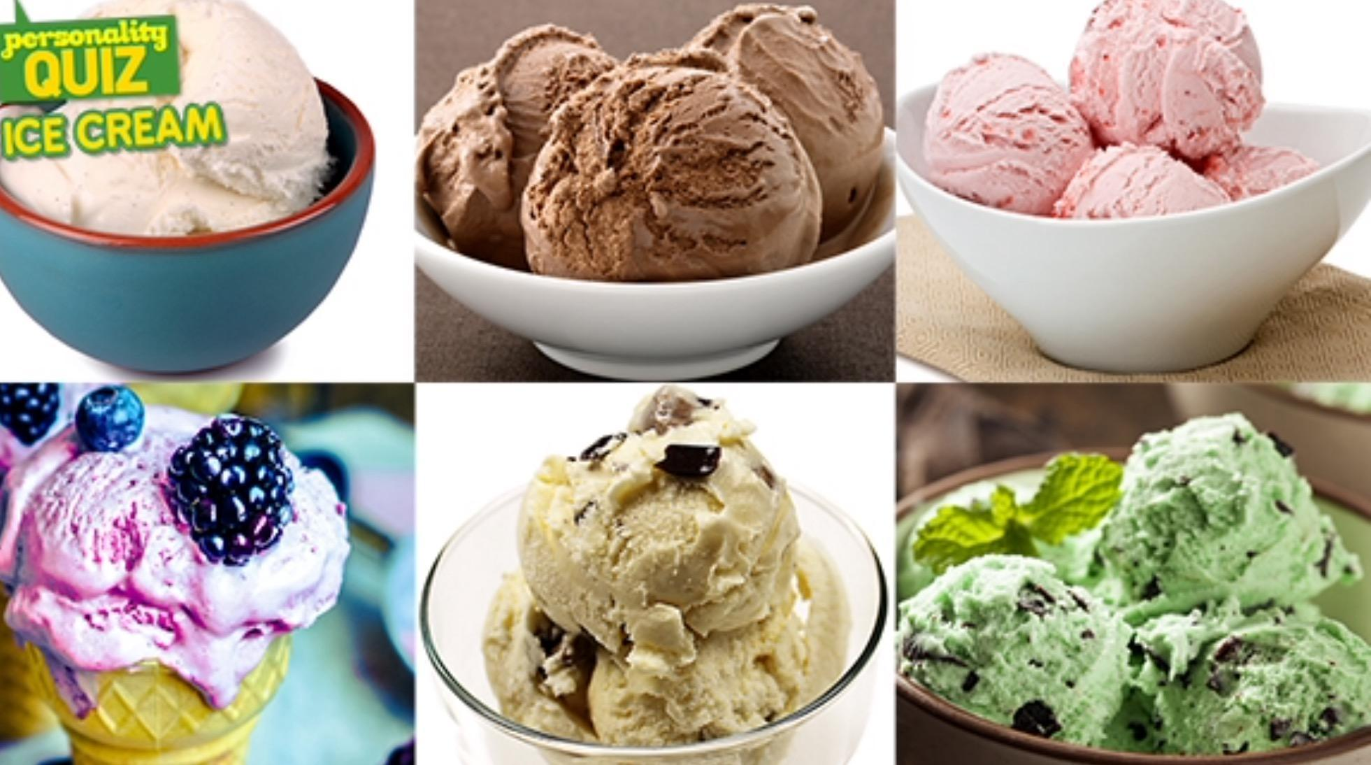 What ice cream are you? (1)