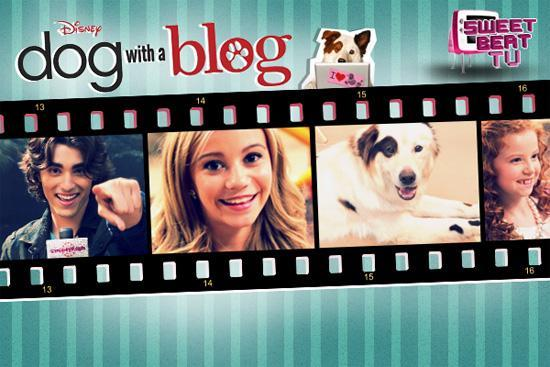 Which Dog with a blog Character are you?