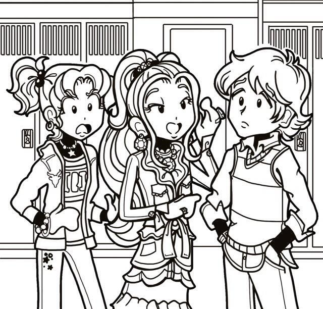 Who are you in Dork Diaries