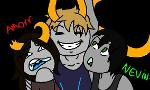 How well do you know the Homestuck characters?
