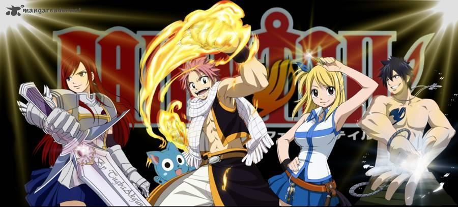 What Fairy Tail character are you most like?