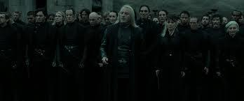 HARRY POTTER - DEATH EATERS