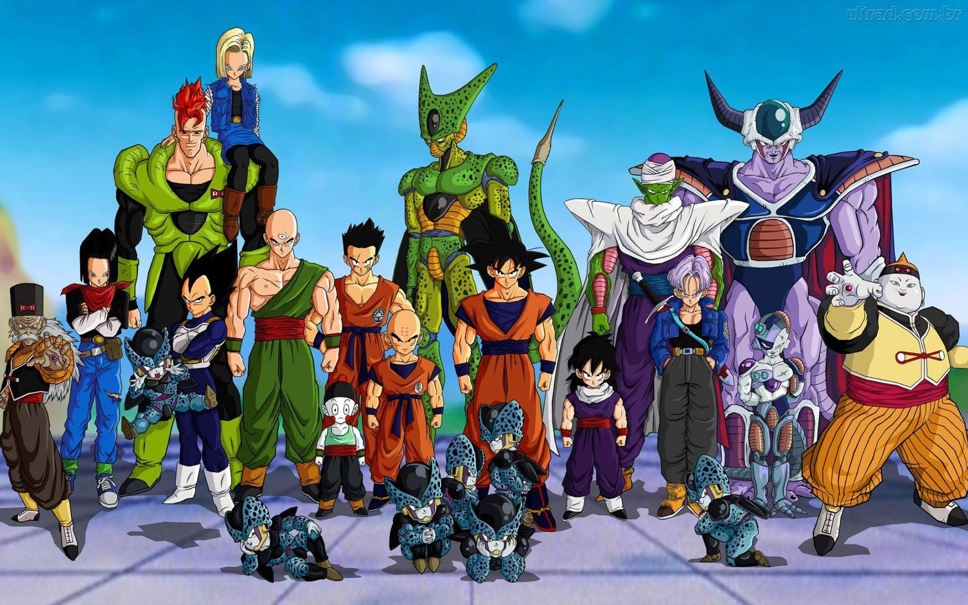 Which Dragon Ball Z Character are you?