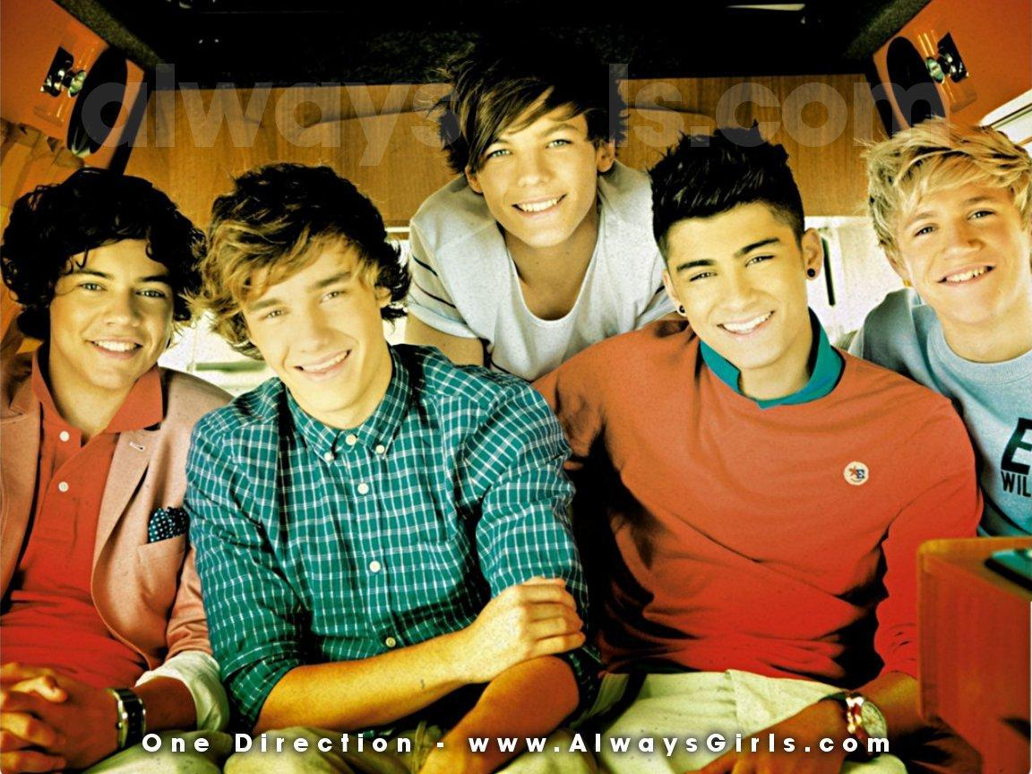 is any 1 direction member for you