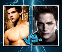 Team Edward or Team Jacob....FOR THOSE WHO READ TWILIGHT