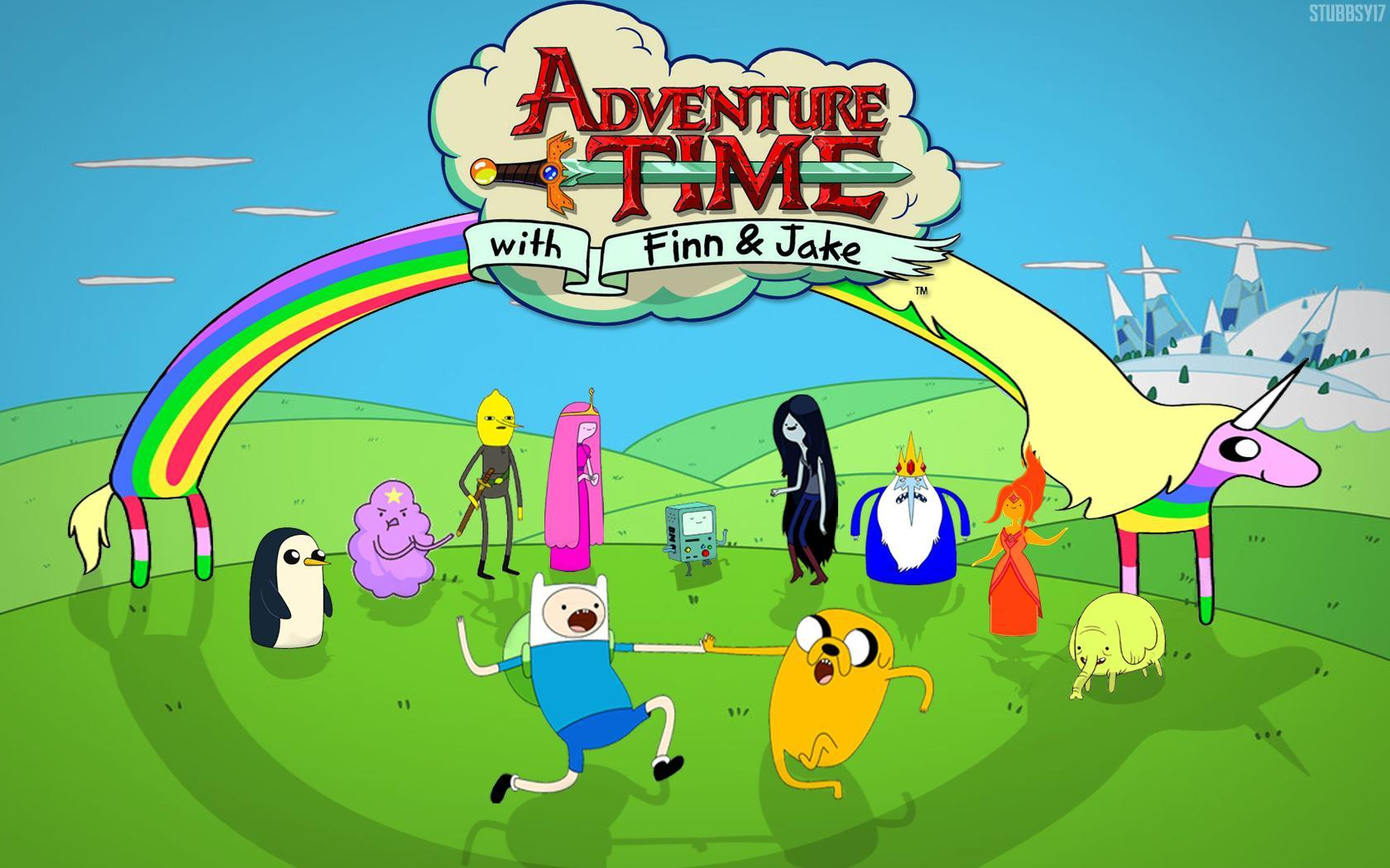Which Character are you from Adventure Time?