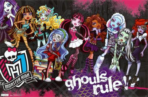 What Monster High Ghoul Character Are You