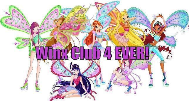 Can U name the Winx?