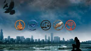 What faction are you? *A Divergent Quiz* (1)