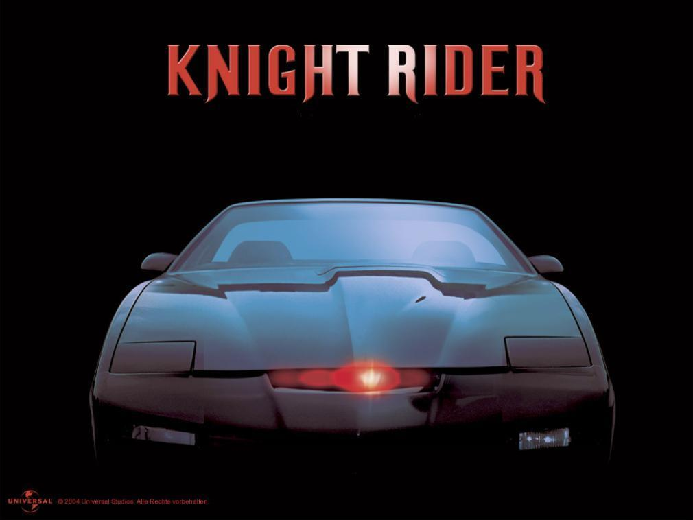 What do the cast of 80's knight rider think of you? (girls only)