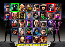 How well do you know Mortal Kombat (Mk1-Mk9)