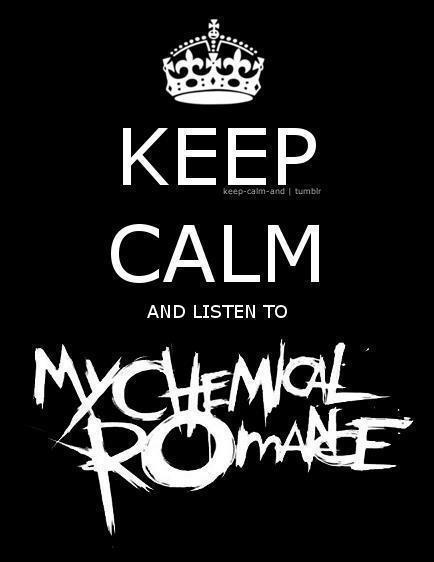 which member out of my chemical romance are you most like?