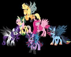 My Little Pony Creepypasta'd
