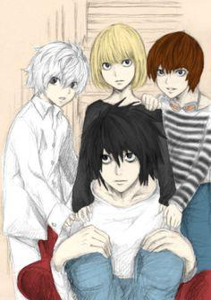 What does Death Note characters think of you?