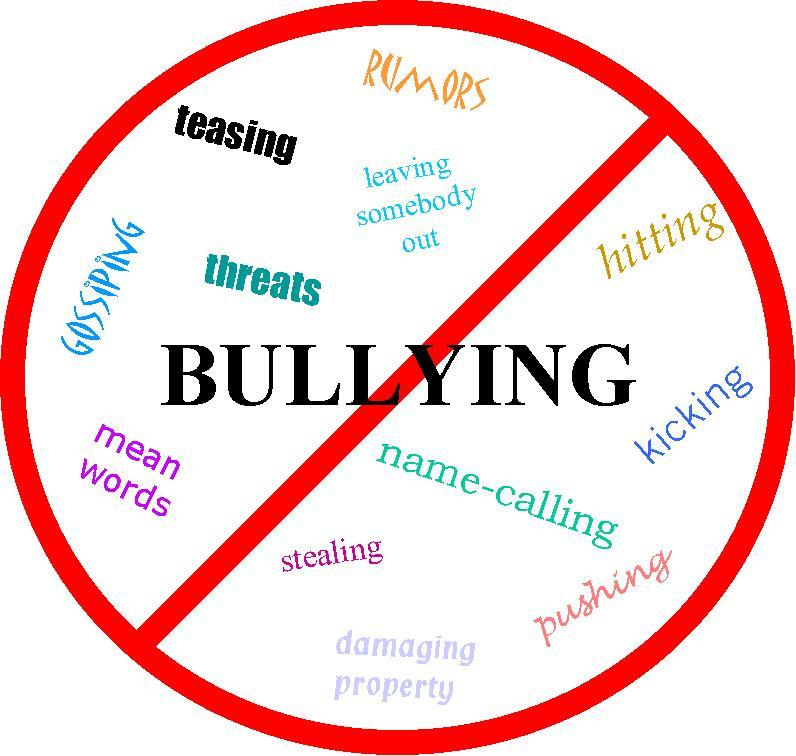 Are you being bullied?