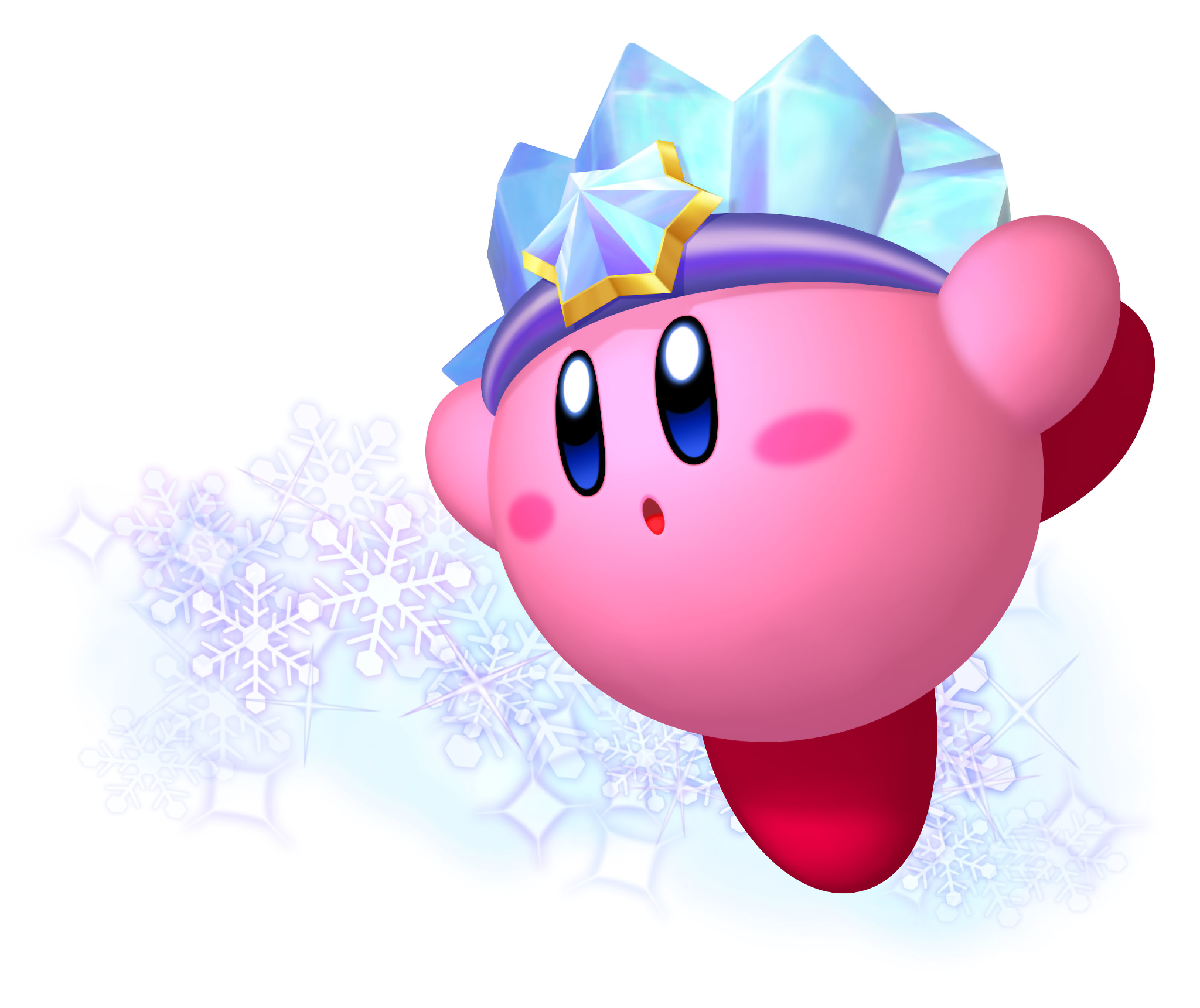 Which of Kirby's copy abilities are you? (4)