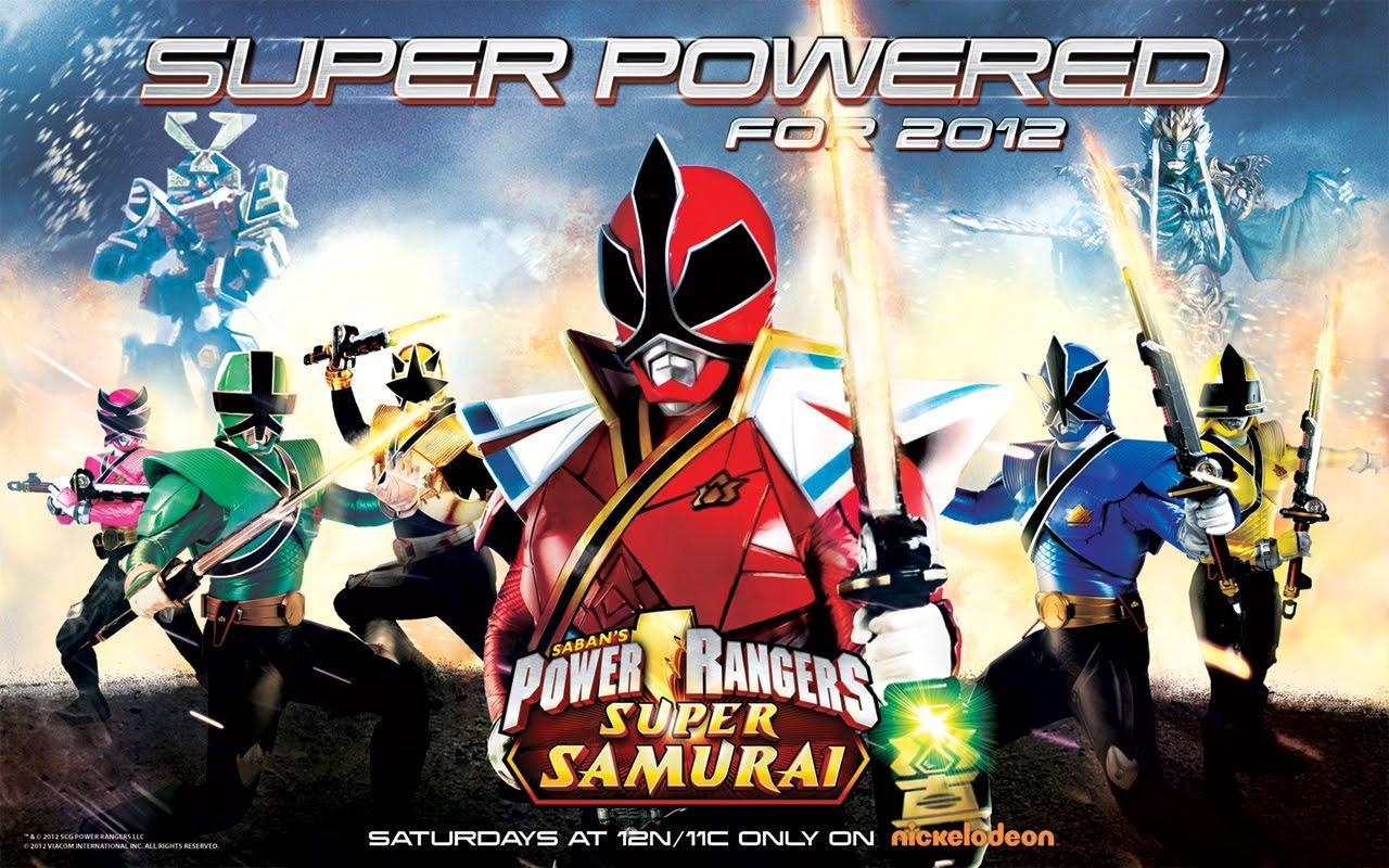 What Samurai Ranger are you? (1)