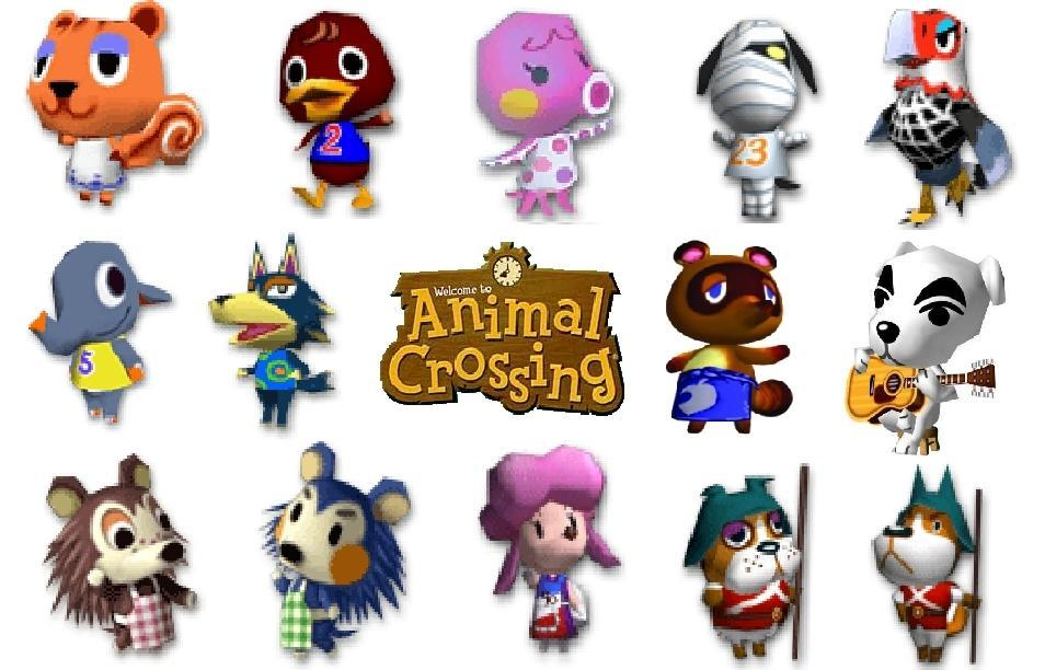 Which Animal Crossing Character Are You? (1)