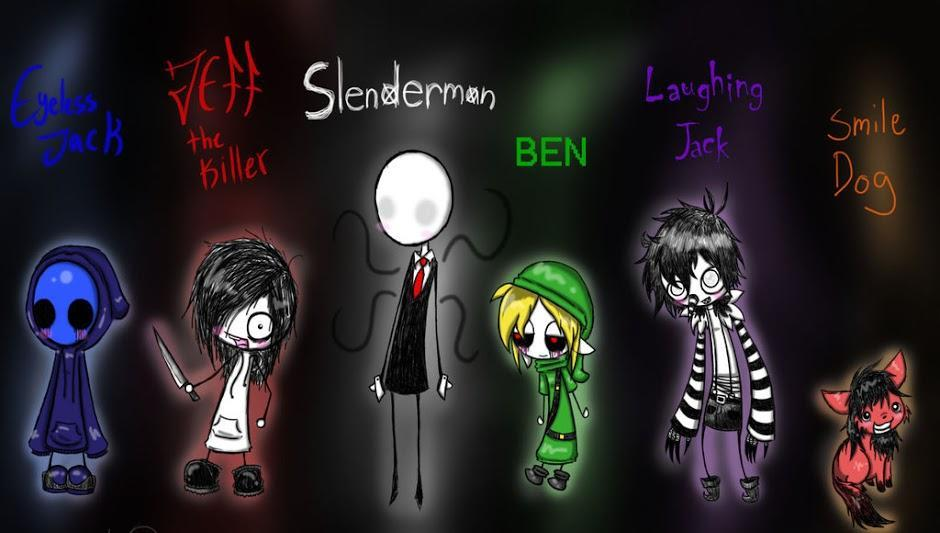 Which Creepypasta Is Stalking You?