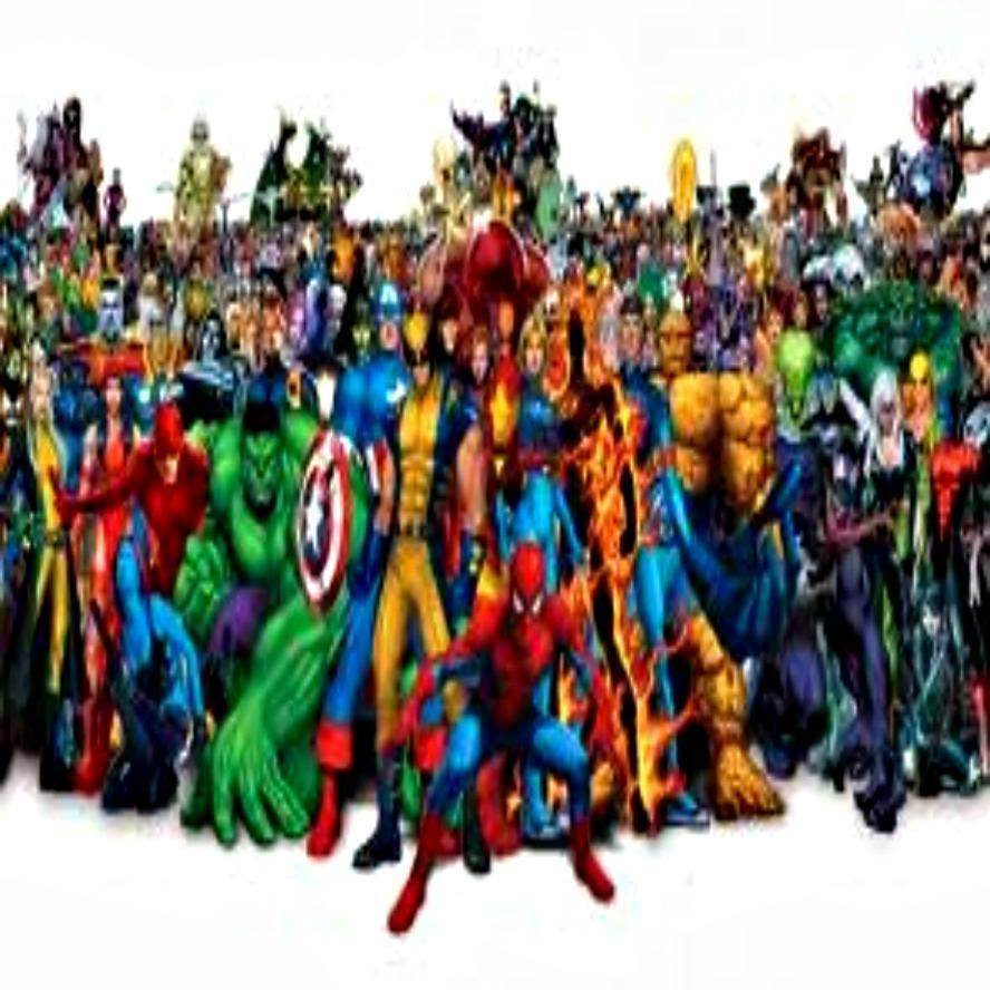 Marvel Superhero Personality Quiz (1)