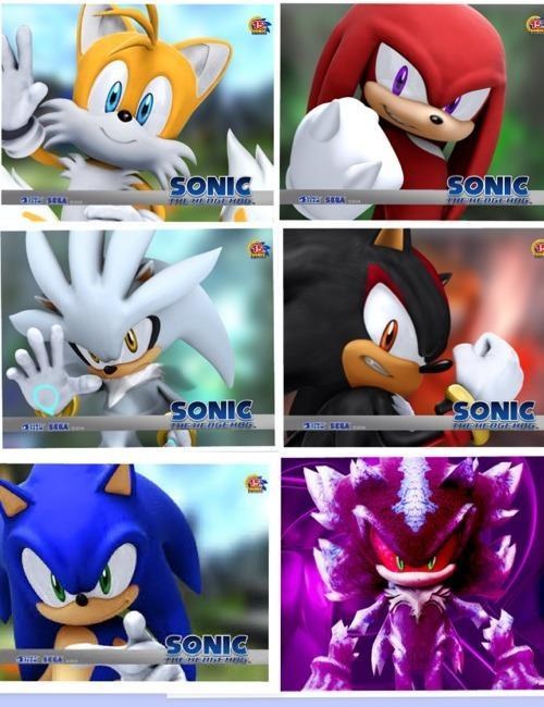 What Sonic Character Would Fall For You? (girls)