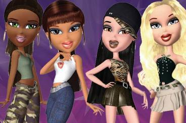 What Bratz Girl Are You Like (1)