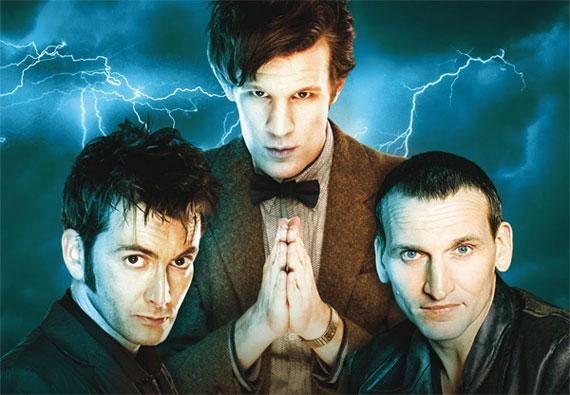 Which (new) Doctor are you?