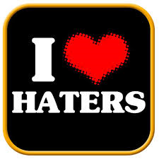 Are You A Hater?
