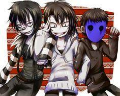Which Creepypasta are you? (5)