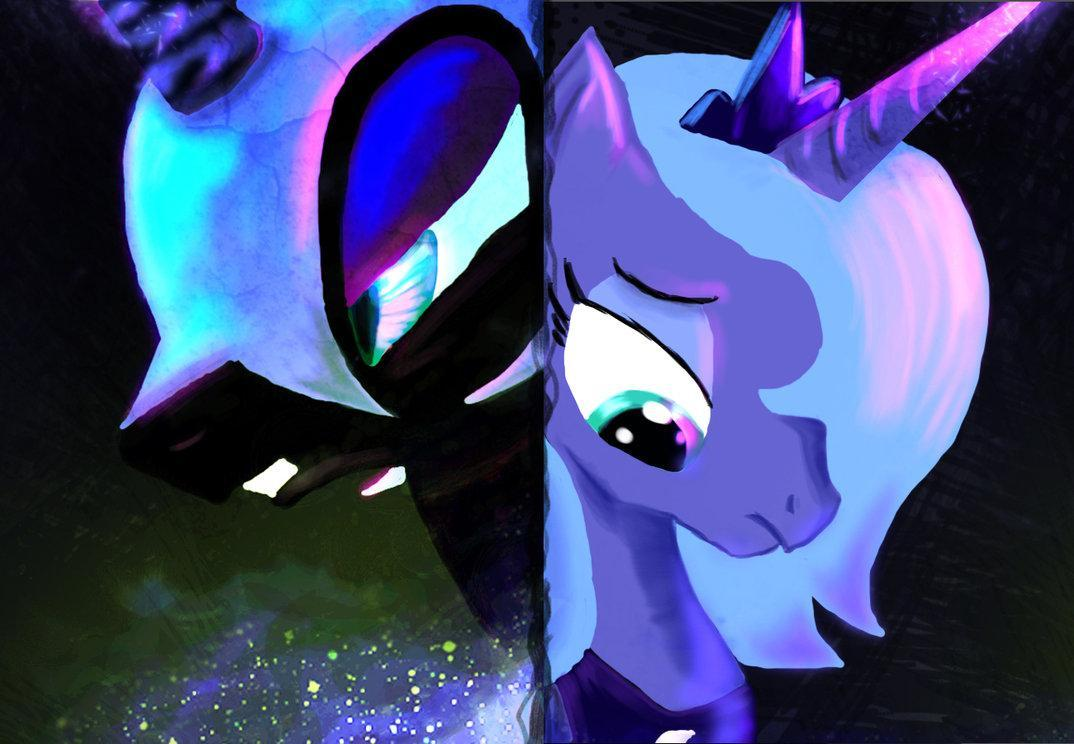 Are you Luna or Nightmare Moon?